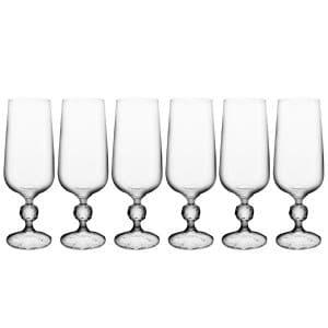 taças de cristal bohemia