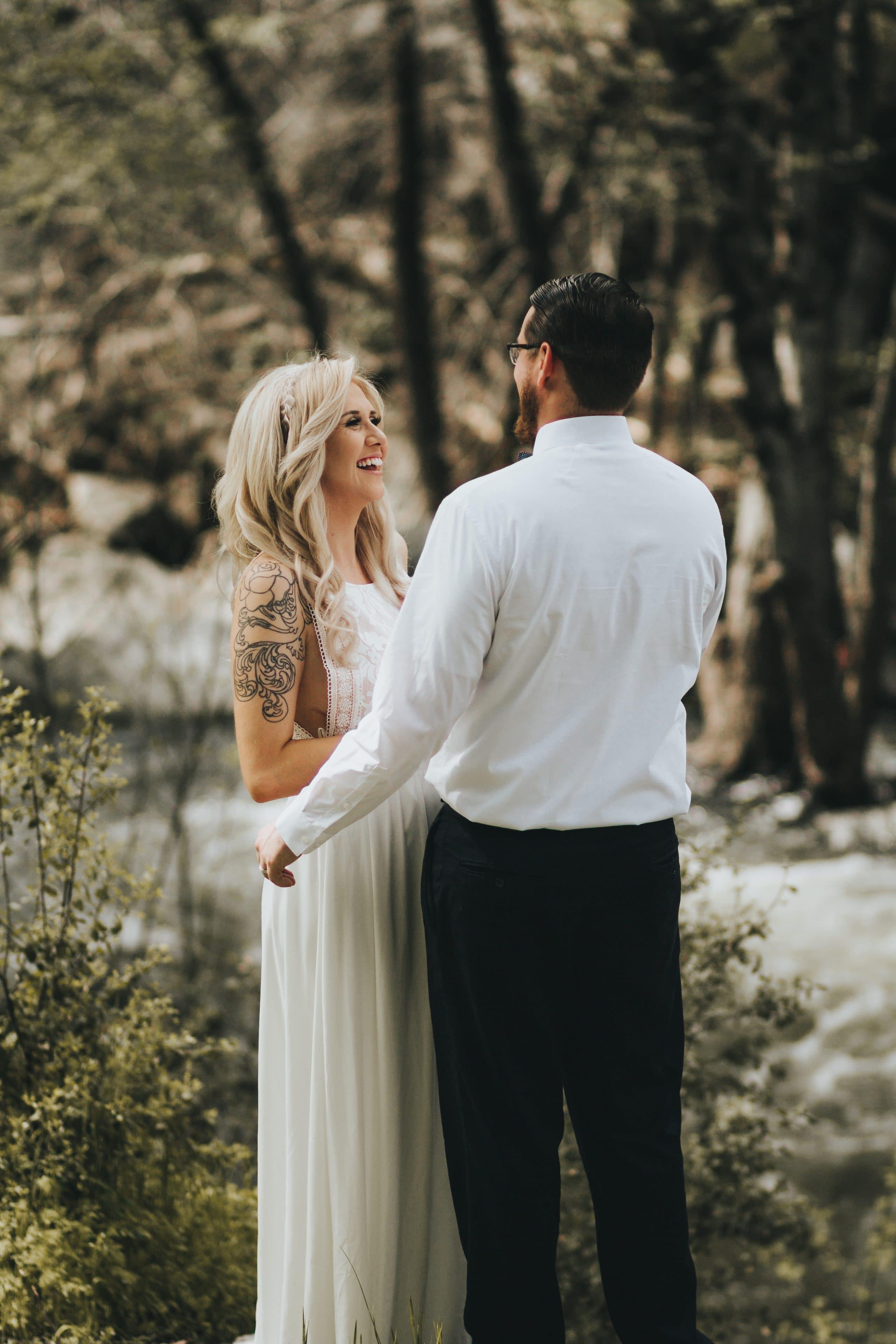 vestido mini wedding