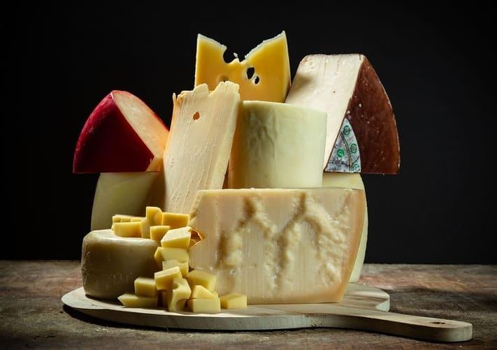 queijos para fondue