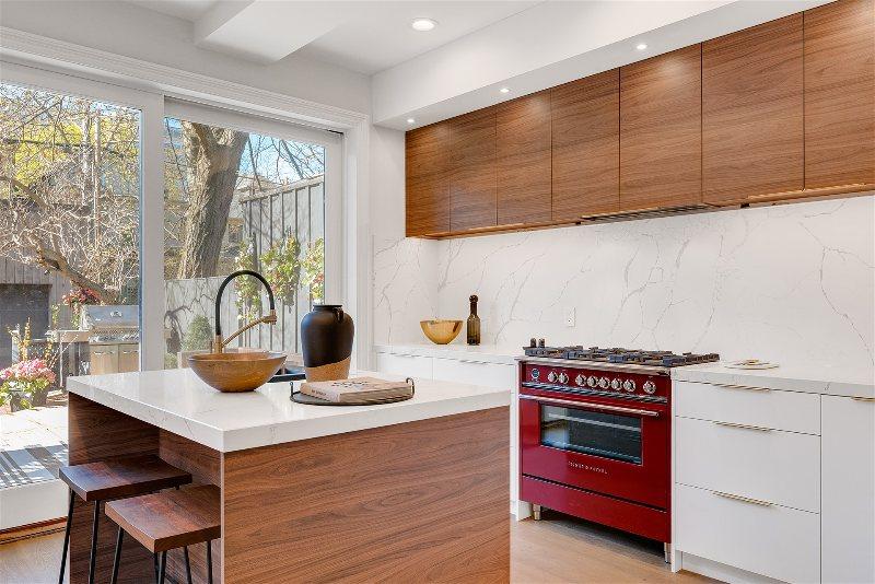 Imagem de uma cozinha